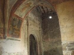 Photo paysage et monuments, Audressein - Notre-Dame de Tramesaygues - Porche de l'église