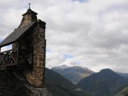 Photo paysage et monuments, Balacet - Balacet - Eglise Saint-Lizier - Clocher