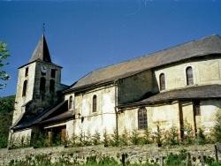 Photo paysage et monuments, Balaguères - L'église de Balagué