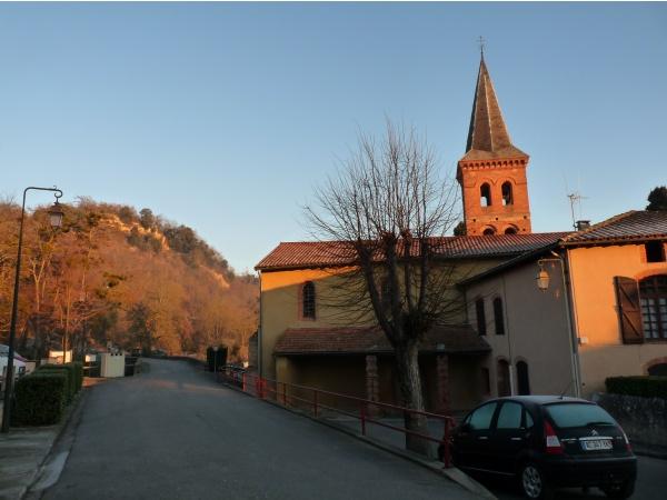 Photo Bonnac - l eglise