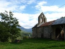 Photo paysage et monuments, Les Bordes-sur-Lez - Chapelle Notre-Dame d'Aulignac