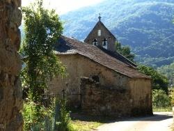 Photo paysage et monuments, Les Bordes-sur-Lez - Eglise d'Idrein - Commune Les Bordes sur Lez