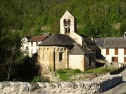 Photo paysage et monuments, Les Bordes-sur-Lez - Eglise saint Germier d'Ourjout