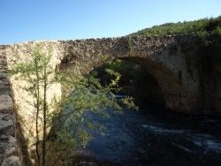 Photo paysage et monuments, Les Bordes-sur-Lez - Pont d'Ourjout
