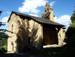 Photo paysage et monuments, Castillon-en-Couserans - Chapelle Saint Pierre