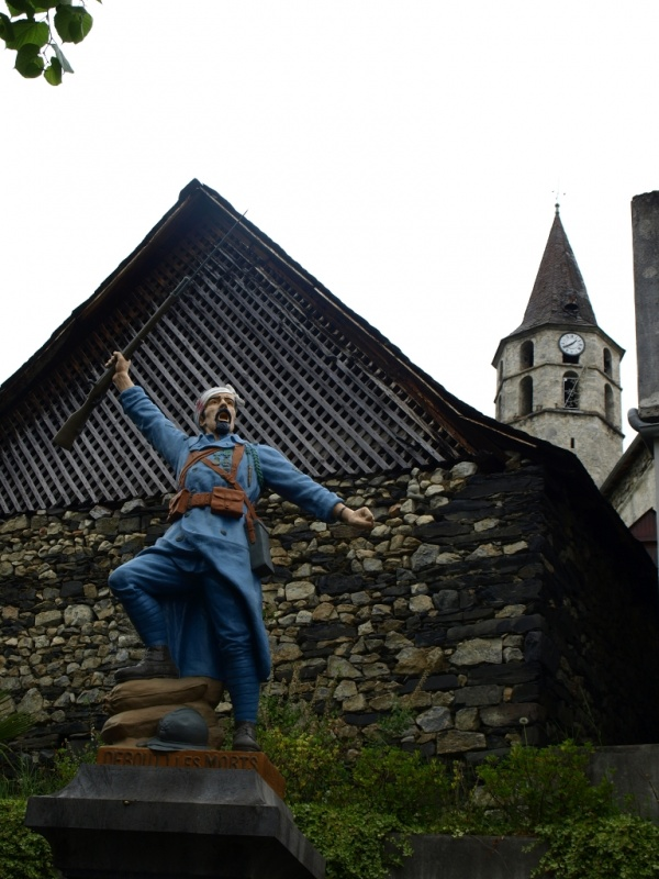 Photo Galey - Galey - Monument aux Morts