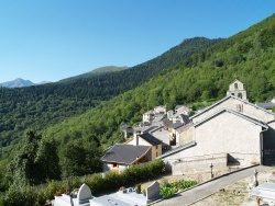 Photo paysage et monuments, Lercoul - VILLAGE DE LERCOUL