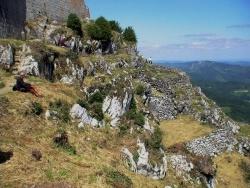 Photo paysage et monuments, Montségur - Montsegur