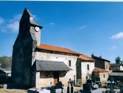 Photo paysage et monuments, Moulis - Eglise Saint-Jacques d'Aubert