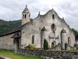 Photo paysage et monuments, Moulis - Église  Notre-Dame de l'Assomption
