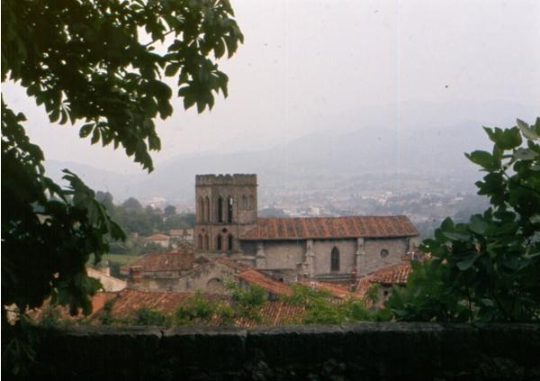 Photo Saint-Lizier - Ancienne cathédrale