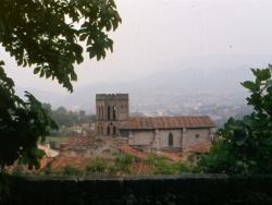 Photo paysage et monuments, Saint-Lizier - Ancienne cathédrale