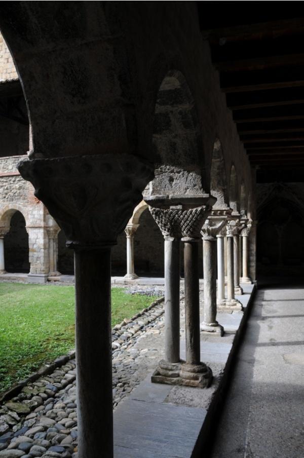 Cloître - Galerie sud