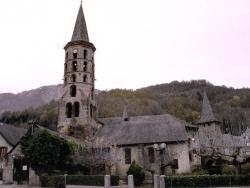 Photo paysage et monuments, Sentein - Sentein - Église  Notre-Dame de l'Assomption