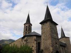 Photo paysage et monuments, Sentein - Sentein - Église Notre-Dame de l'Assomption -Tours