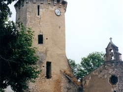 Photo paysage et monuments, Tourtouse - Tourtouse - Le donjon-clocher