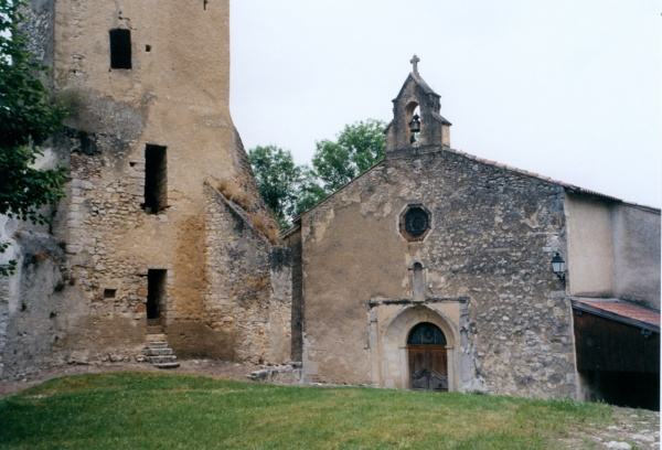 Photo Tourtouse - Tourtouse - Eglise de l'Assomption