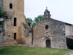 Photo paysage et monuments, Tourtouse - Tourtouse - Eglise de l'Assomption