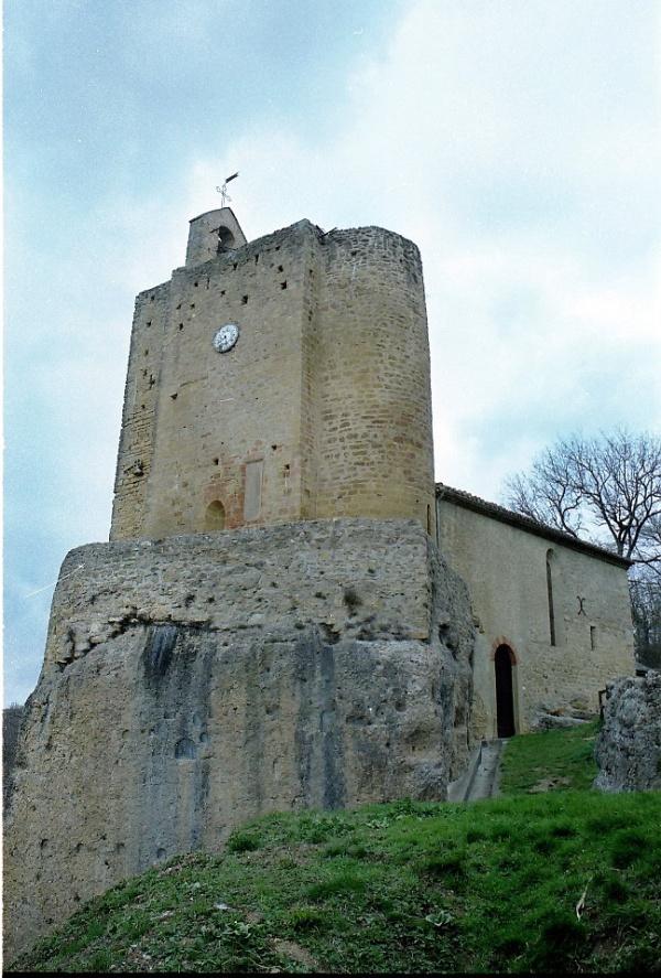 Vals - Eglise Notre-Dame