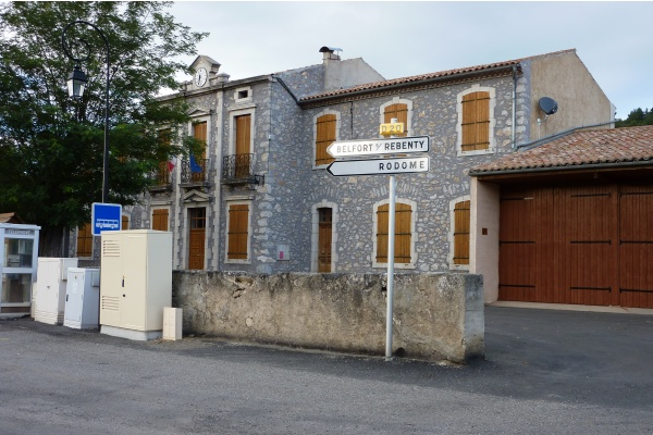 Mairie de Aunat 11140