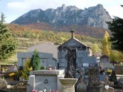 Photo paysage et monuments, Bugarach - BUGARACH - Le cimetière