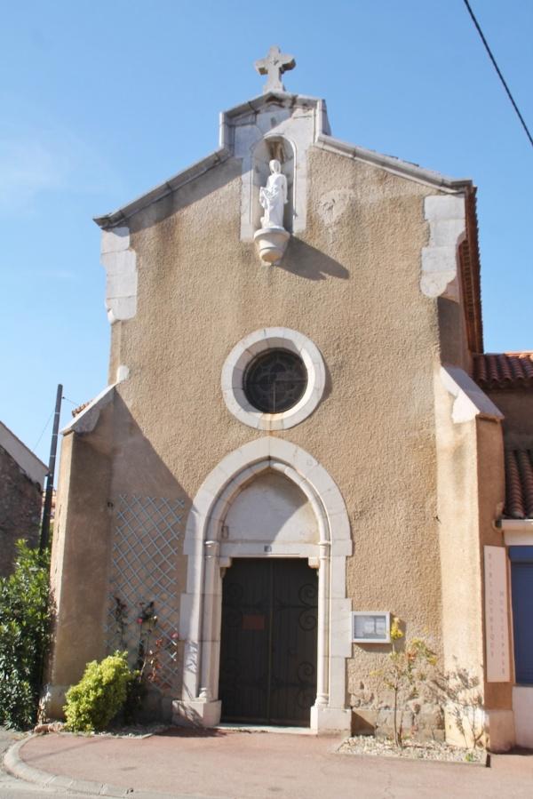 Photo Caves - église sainte germaine