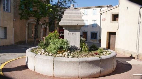 Photo Caves - la fontaine