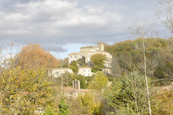 Photo Chalabre - Le Chateau