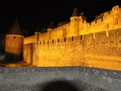 Photo paysage et monuments, Carcassonne - Les Ramparts de CARCASSONNE