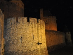 Photo paysage et monuments, Carcassonne - Les Ramparts de CARCASSONNE - 2