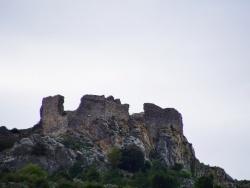Photo paysage et monuments, Fitou - le châtau