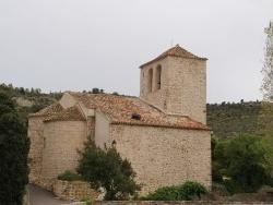 Photo paysage et monuments, Fitou - église saint Julien
