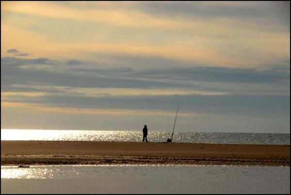 Photo Fleury - la mer à st pierre