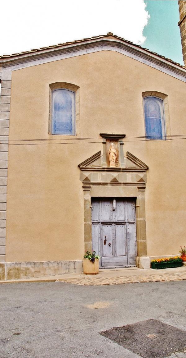 Photo Ginestas - L'église