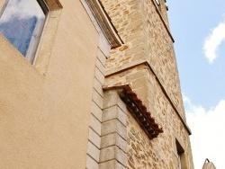 Photo paysage et monuments, Ginestas - L'église