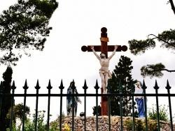 Photo paysage et monuments, Ginestas - Calvaire