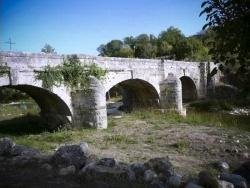 Photo paysage et monuments, Greffeil - Pont sur le Lauquet à Greffeil.