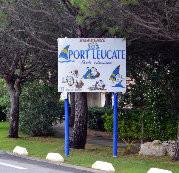 Photo Leucate - Port Leucate - Mai 2016. K.
