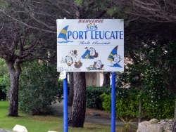 Photo paysage et monuments, Leucate - Port Leucate - Mai 2016. K.