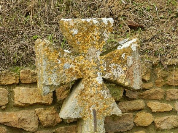 Photo Malras - La croix cathare