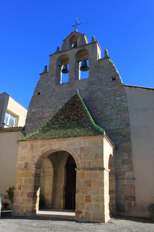 Photo Malras - Eglise de Malras