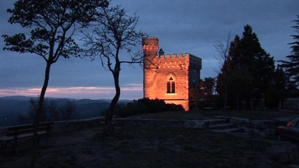 Photo Rennes-le-Château - la tour magdala