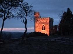 Photo paysage et monuments, Rennes-le-Château - la tour magdala
