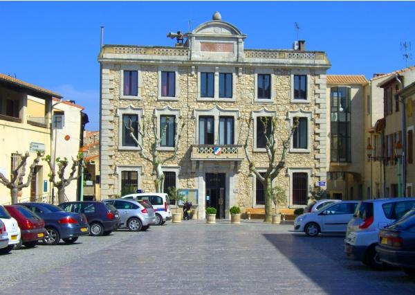 Photo Sigean - La Mairie à Sigean