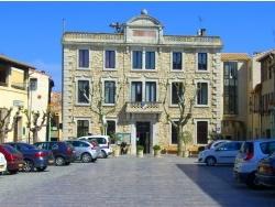 Photo paysage et monuments, Sigean - La Mairie à Sigean