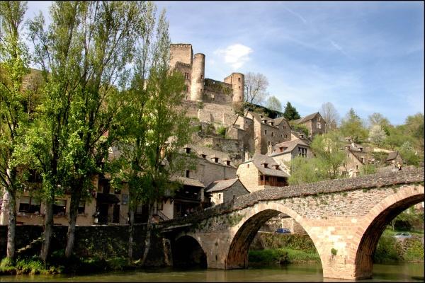 Photo Belcastel - le chateau