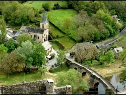 Photo de Belcastel