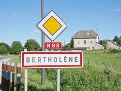 Photo de Bertholène