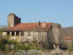 Photo paysage et monuments, Bouillac - façade du chateau