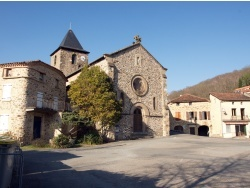 Photo paysage et monuments, Bouillac - Centre village son Eglise